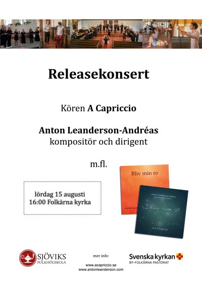Releasekonsert