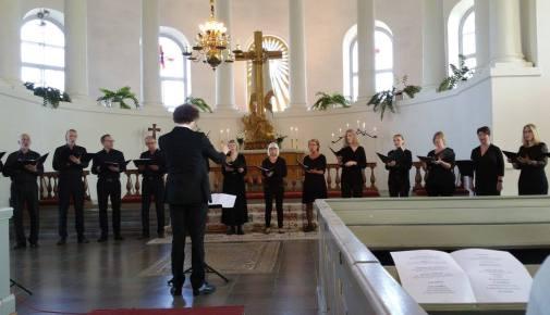 A Capriccio, Folkärna 8 maj